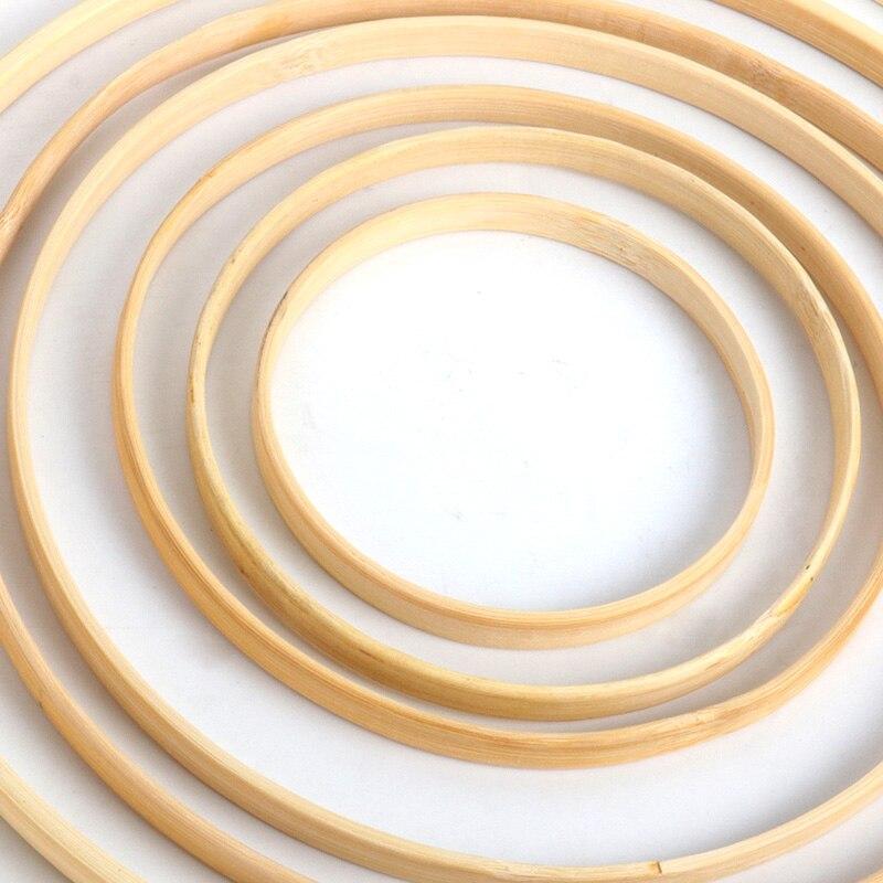 1/5 шт 10 29 см инструмент для вышивания колец, бамбуковый круг для рукоделия, ручная вышивка крестиком, китайский традиционный ручной инструмент для шитья Украшения своими руками для вечеринки      АлиЭкспресс