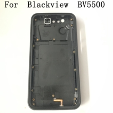 New Original Protective Battery Case Cover Back Shell For Blackview BV5500 MTK6580P 5.5 inch Smartphone