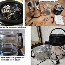 Дистиллятор чистой воды 304 из нержавеющей стали дистиллированная вода машина диспенсер фильтр 4L Стоматологическая Дистилляция очиститель 110 В 220 В