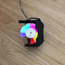 Toptan Orijinal Projektör renk tekerleği 102416995 (Içerir konut ve sensör) BENQ MS500 MS502 MS513P MX514P Projektörler