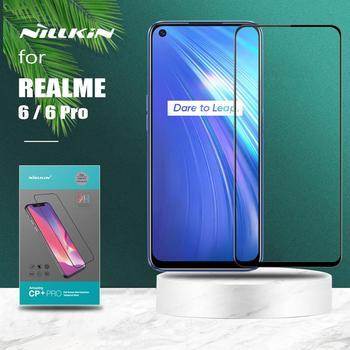 Para OPPO verdadero yo 6 Pro de Nillkin CP + cubierta completa 2.5D Ultra-delgada Protector de pantalla de vidrio templado para OPPO verdadero yo 6/6 Pro de vidrio