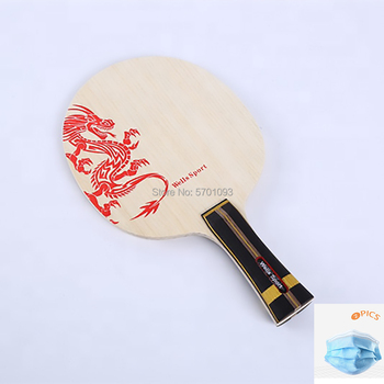 High Quality Professional SZLC Carbon Table Tennis Blade Super-ZHANGJIKE same paragraph image
