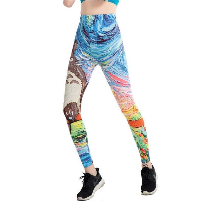 NEW fashion Seamless Sports Leggings Bottom Wear Women color: DDK32-1