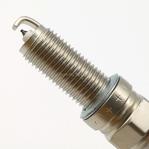 Image 2 - 4 6pcs IXUH22 5353 Iridium Spark Plug VXUH22 fit for Mercedes Benz W203 W204 C204 CL203 S203 S204 Dodge Fiat Chrysler 200 300