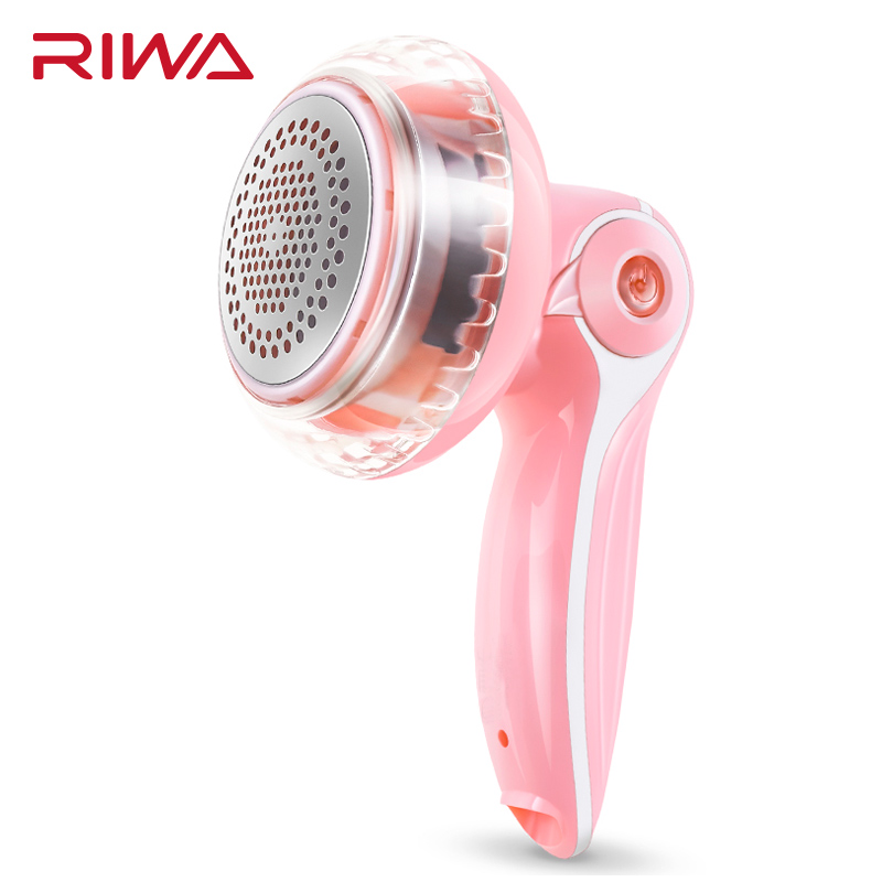 RIWA Pellets Machine For Lint Clothes Wool Cleaning Brush Electric Lint Remover Fluff Pills Shaver Trimmer Cloth RF-1801