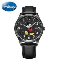 Top Mickey Minne Mouse Children Sport Watch Teen Quartz Wristwatches Luminous Men Women Calendar Clock Kids Hour Boy Girls Gift