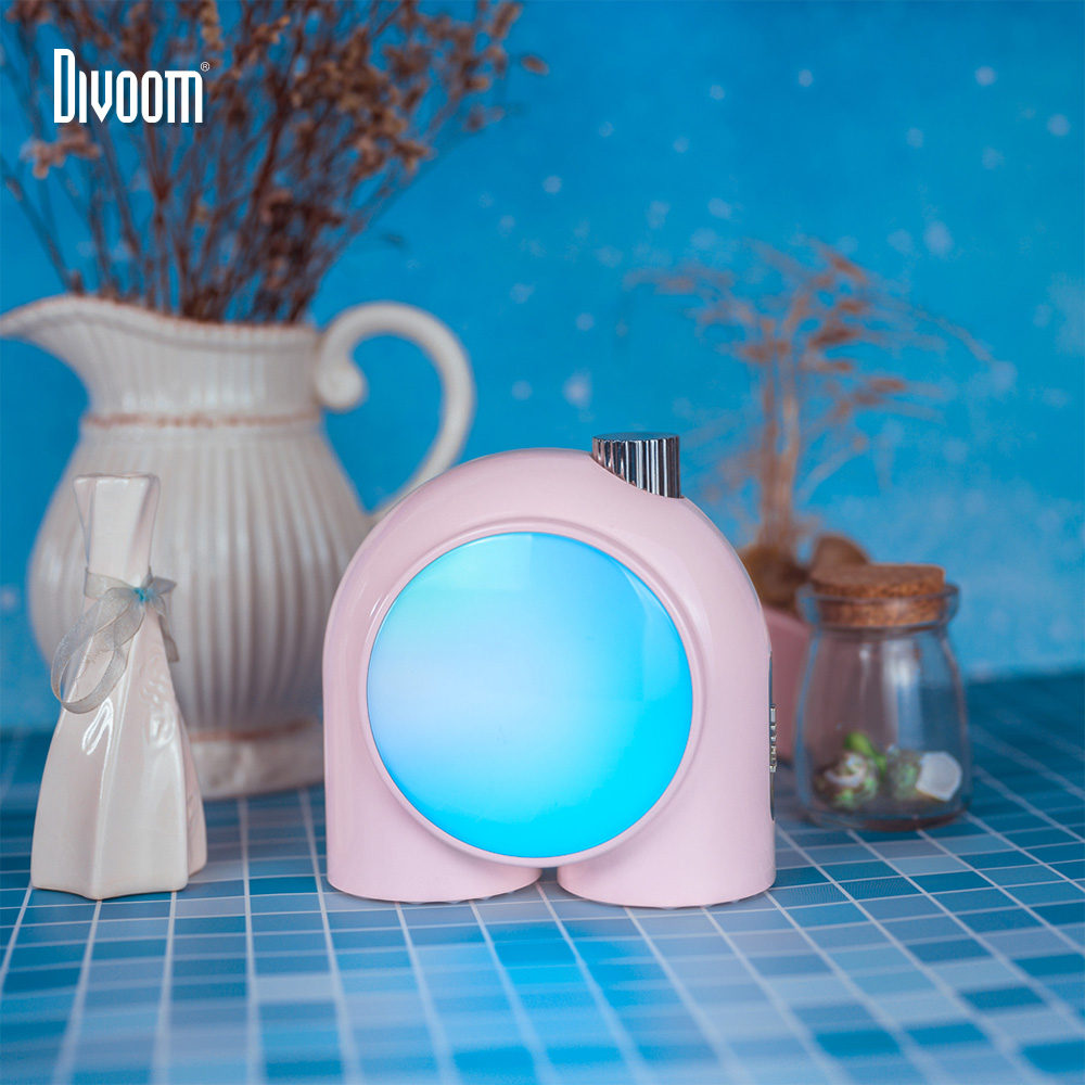 Divoom Planet-9 Programmable RGB LED Lamp 1