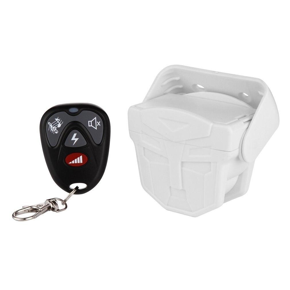Wireless Doorbell Remote Control IR Sensor MP3 Door Bell Home Office Shop Welcome Alarm Burglar Alarm Support Slogan Recording