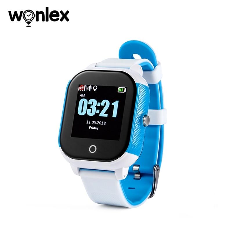 Wonlex GW700S gyerek GPS WIFI intelligens karóra vízálló gyerekeknek (4)