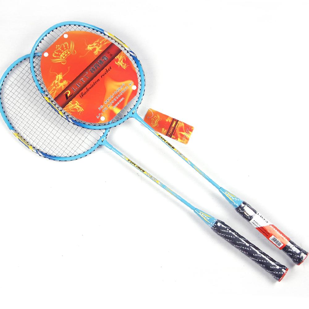 2 Sets / Set Of Youth Badminton, Suitable For Students' Cultural And Educational Training Badminton Sporting Goods