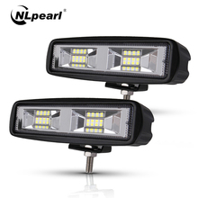 Car-Light-Assembly Trucks Led-Spotlight Spot-Beam Jeep Off-Road Nlpearl for ATV SUV DRL