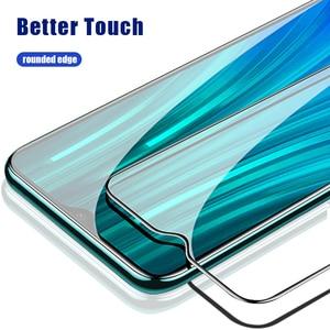 Image 5 - Gehard Glas Voor Xiaomi Redmi Note 8 Pro 9 Pro 9S Screen Protector Redmi Note 8 8T Note 9 Anti blauw Licht Ray Privacy Glas