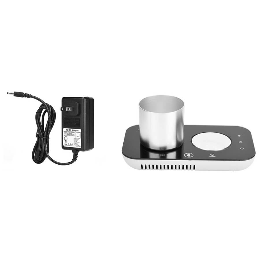 Cup Cooling Heating Machine Drink Coffee Tea Milk Cold and Warm Coaster 100-240V