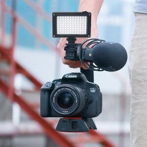 Image 3 - Светодиодная заряжаемая лампа для фото и видео съемки для Камеры Видеокамеры DSLR на Свадьбе