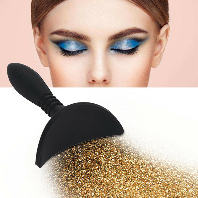 Fashion Women Lazy Eyeshadow Silicon Stamp Magic Cut Crease Cat Eye Contour Supplies Makeup Tools 4