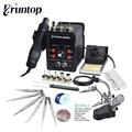 Eruntop 8586 8586+ 8586D паяльная станция  Пистолет-паяльник+нагревательный элемент