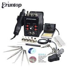 Eruntop 8586 8586+ 8586D паяльная станция, Пистолет паяльник+нагревательный элемент