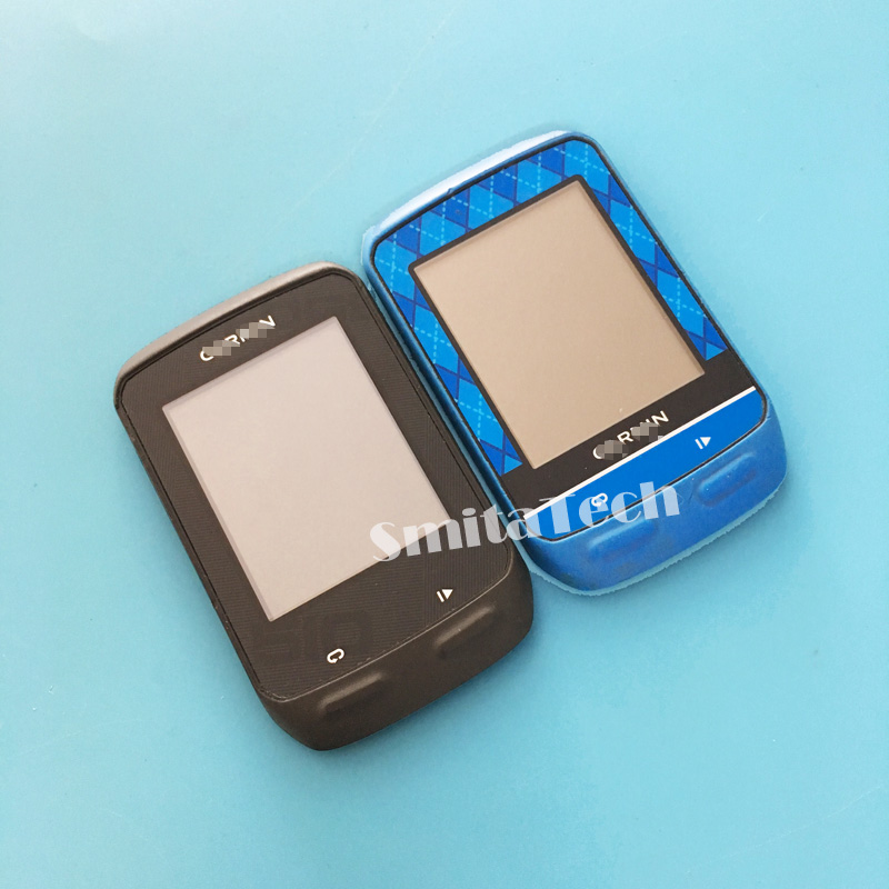 For Garmin Edge 510 510J Lcd Screen GPS Bicycle Speed Meter With Frame Front Cover Case Or Repair Tools, Battery,or USB Cap