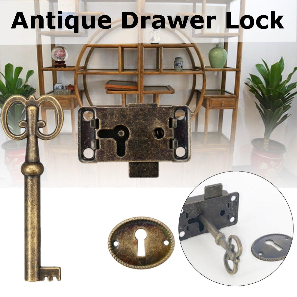 Cabinet Door Lock Set Key Curio Grandfather Clock China Jewlery