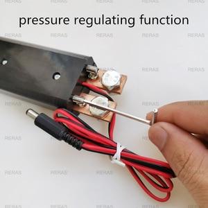 Image 2 - Diy máquina de solda a ponto de solda 18650 bateria handheld caneta de solda a ponto 25 caneta de solda quadrada com função de regulação