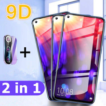 Tempered Glass For Huawei P30 P20 Pro P10 lite 2 in 1 glass for glass huawei P10 P9 P8 lite 2017 2019 Plus Screen Protector film for huawei p20 lite hydrogel film for p9 p10 plus lite p20 lite pro nova 2 3 i plus p8 lite 2017 screen protector not glass