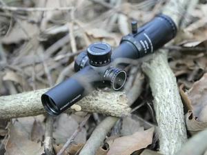 Image 5 - شميت بندر جديد 1.2 6x24 30 مللي متر أنبوب قطر قصير Riflescope مضيئة الصيد نطاق مع الزجاج تعزيز شبكاني التركيز السريع