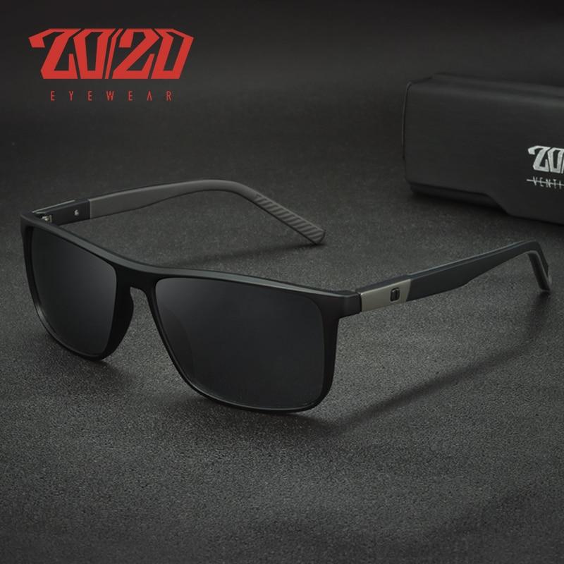 TR90 Polarized Sunglasses Men's Driving Shades Male Sun Glasses For Men Retro Luxury Women Brand Designer UV400 Gafas