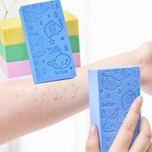 Детская губка для ванны мягкая аксессуары ванной детей высокое