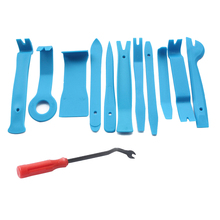 12pcs Car Audio Removal Disassembly Tool Set Open Install Repairing Pry Tool Kit  JA55 недорого