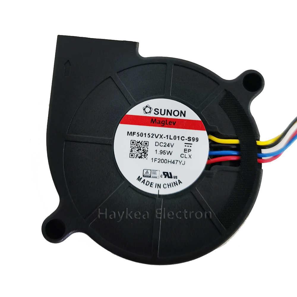 Bolsen SUNON MF50151VX-B00C-A99 Turbine Fan 12V 5015 Blower Fan Driver Board