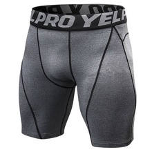 Running Tights Mens Short Workout Leggings Sports Fitness Co