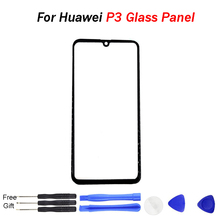цена на For Huawei P30 Glass Panel Touch Screen Front Glass Digitizer Sensor Touchpad Panel Repair Spare Parts for Huawei P30 Glass