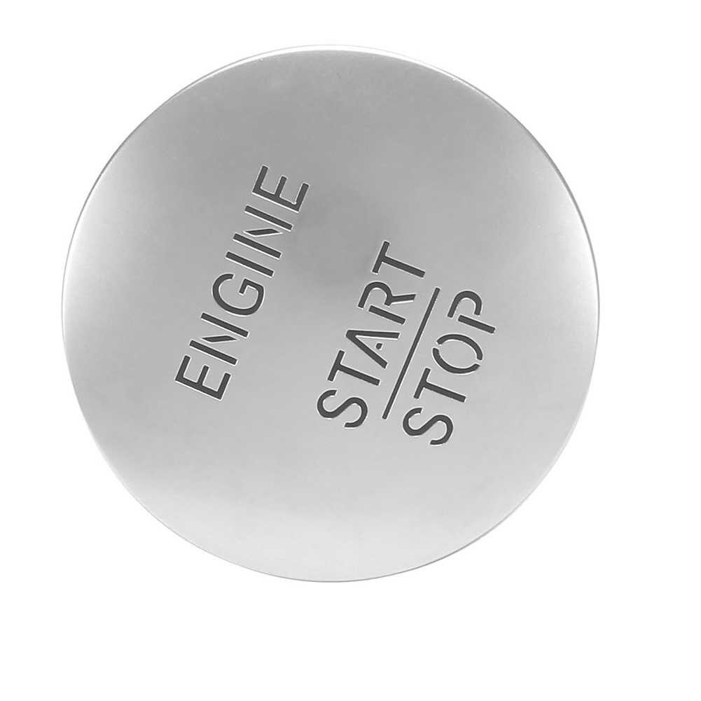 2215450714 Tombol Switch Mobil Berhenti Mesin Pengapian Aksesoris Tanpa Kunci Pergi Tekan untuk Mulai Interior Profesional Untuk BENZ CL550