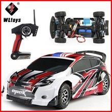 WLtoys A949 Racing RC Car Original RTR 4WD 2.4GHz Toys Remote Control Car 1:18 High Speed 50km/h Electronic Car Free shipping цены
