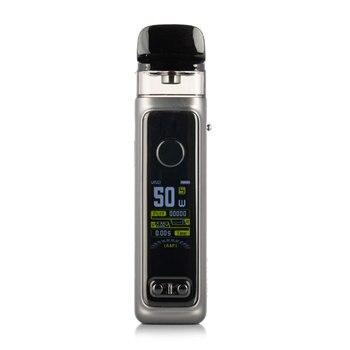 VOOPOO – Kit de Cigarette électronique VINCI avec 2 dosettes 50W, batterie 1500ma et cartouche 6.5ml, bobine PnP MTL RDL