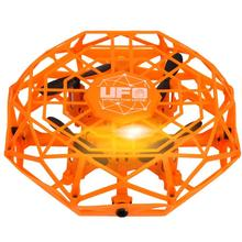 2019 NEW TL123 UFO Mini Drone Helicopter RC Quadcopter Sensing and Lights Indoor