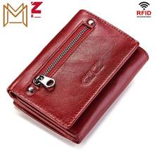 Really Cowhide Wallet Position Three Discount Layer Cowhide Leisure Time Short Wallet