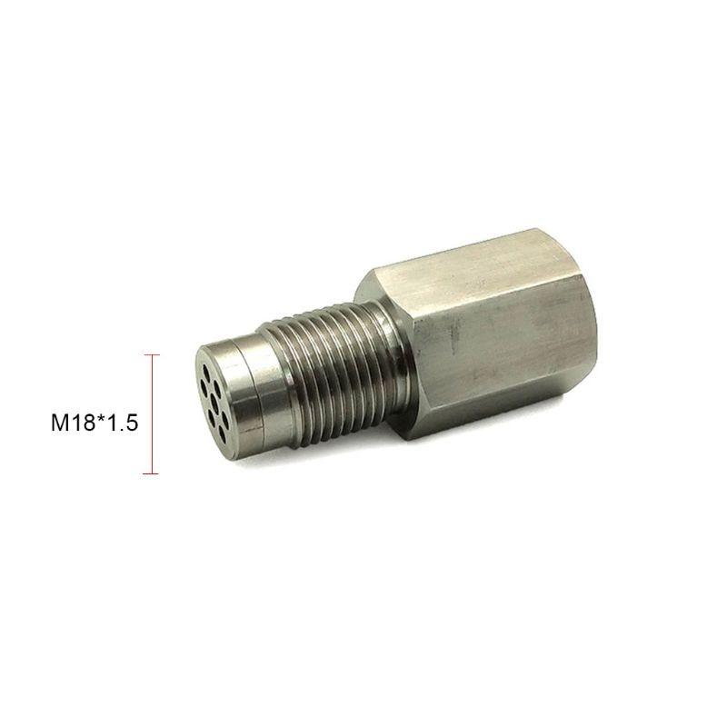 Universal O2 Sensor CEL Eliminator Adapter Spacer Catalytic Converter 3
