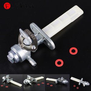 New Motorcycle Gas Fuel Petcock Pump On-OFF Switch For Suzuki TS100 TS125 TS185 TS250 TS400 B100 DS80 RM100 TM125 AX100(China)