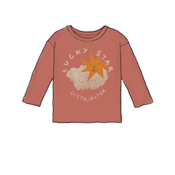 Kids T Shirts 2021 New Autumn Brand Design Boys Girls Cute Print Long Sleeve Tops Baby Children Cotton Fashion T Shirts Clothes 3