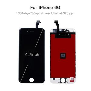 Image 3 - OEM AAA + + + iPhone 6 6S 7 8 artı LCD 3D kuvvet dokunmatik iPhone 5 için 5C 5S 5SE ekran Digitizer meclisi ekran
