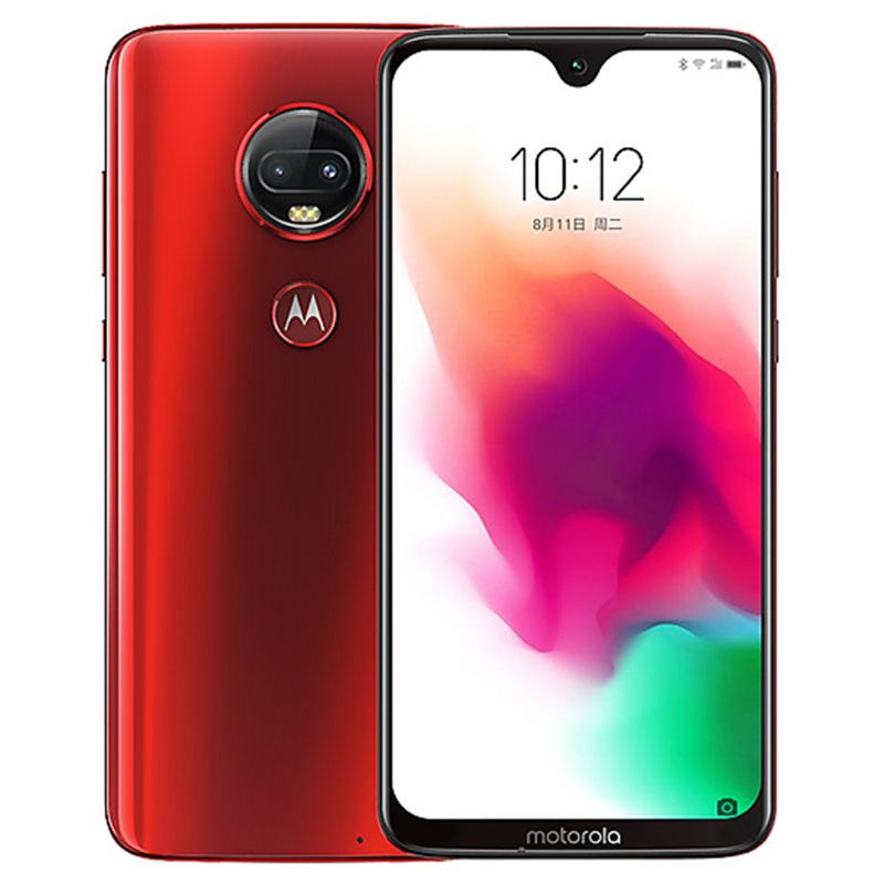 "Image 5 - motorola moto G7 plus 4GB/6GB 128GB 6.24""  waterdrop screen Dual Rear Camera Snapdragon 636 Octa Core Android 9 Mobile phoneCellphones   -"