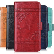 Wallet Case for On Meizu 16th Flip Case Meizu 16 th With Strap Special Capa for Meizu 16th Coque Embossing Book Cover(China)