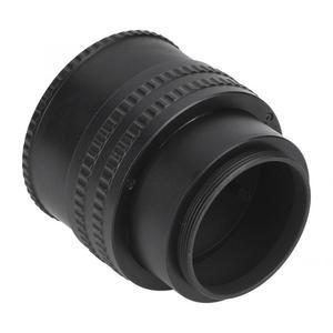 Image 4 - Wysokiej jakości M42 do M42 regulowane ogniskowanie Helicoid adapter obiektywu makro Tube akcesoria 25 55mm