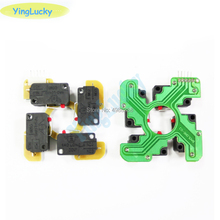 Circuit-Board Joystick Arcade Rocker Sanwa Flying Arm-Chip Accessor Saucer Copy Tp-Ma