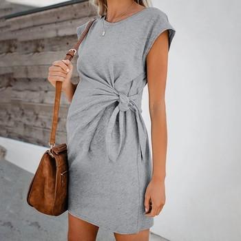 Fashion Maternity Dress for Women's Pregnancy 1