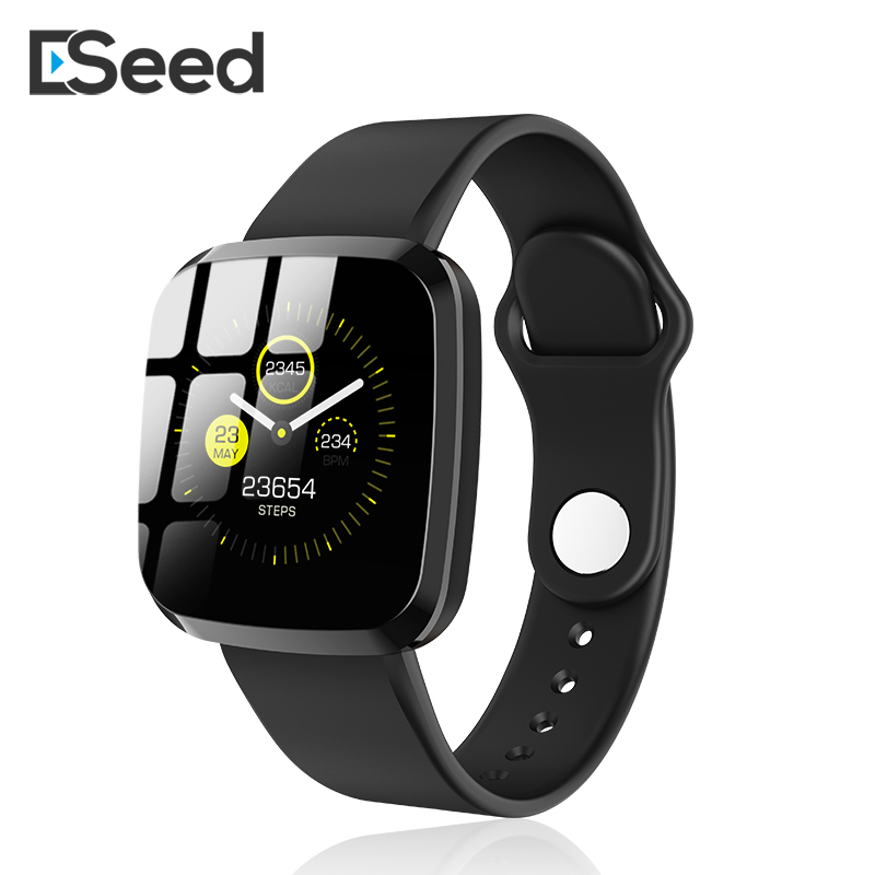 Eseed <font><b>P3</b></font> <font><b>Smart</b></font> <font><b>watch</b></font> men IP68 waterproof 30 days long standby 1.3inch colorful UI <font><b>watch</b></font> heart rete monitoring for android ios image