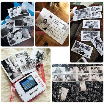 Детский фотоаппарат с печатью Prograce 2