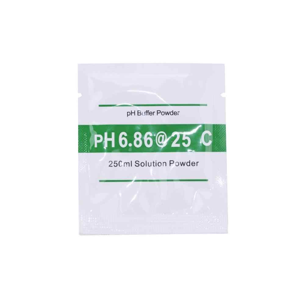 20 шт./лот PH буферный порошок 4,00/6,86 Калибровочная точка PH измерительный калибровочный раствор для PH измерительный измеритель