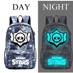 Brawl Stars Children Backpack